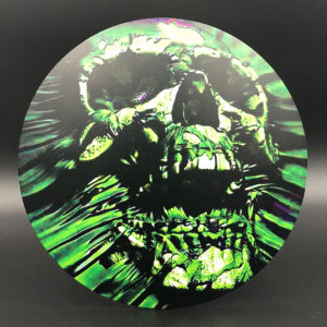 Primal Scream Skull - Green