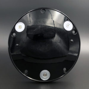 H-D Derby Cover Base - Black