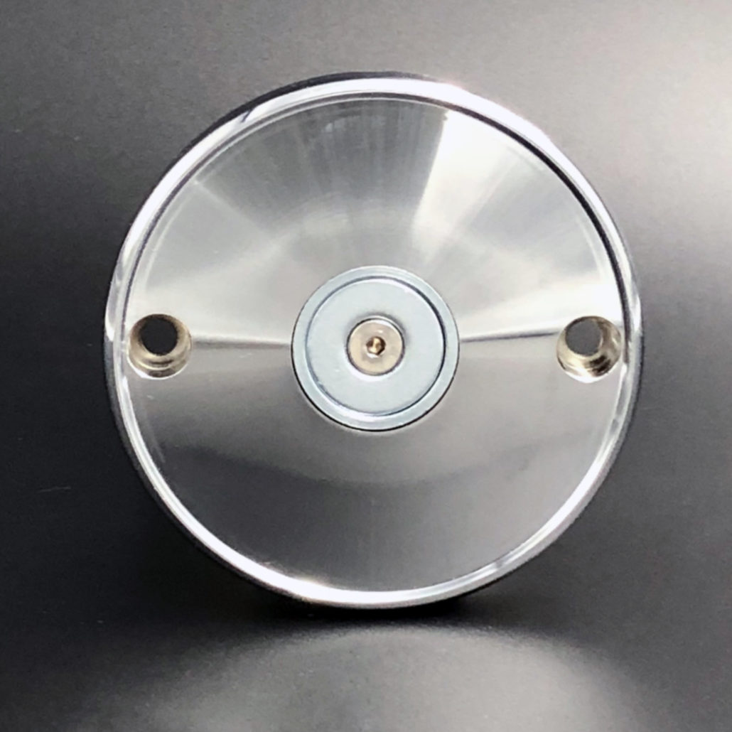 Chrome Indian Cam Cover Base
