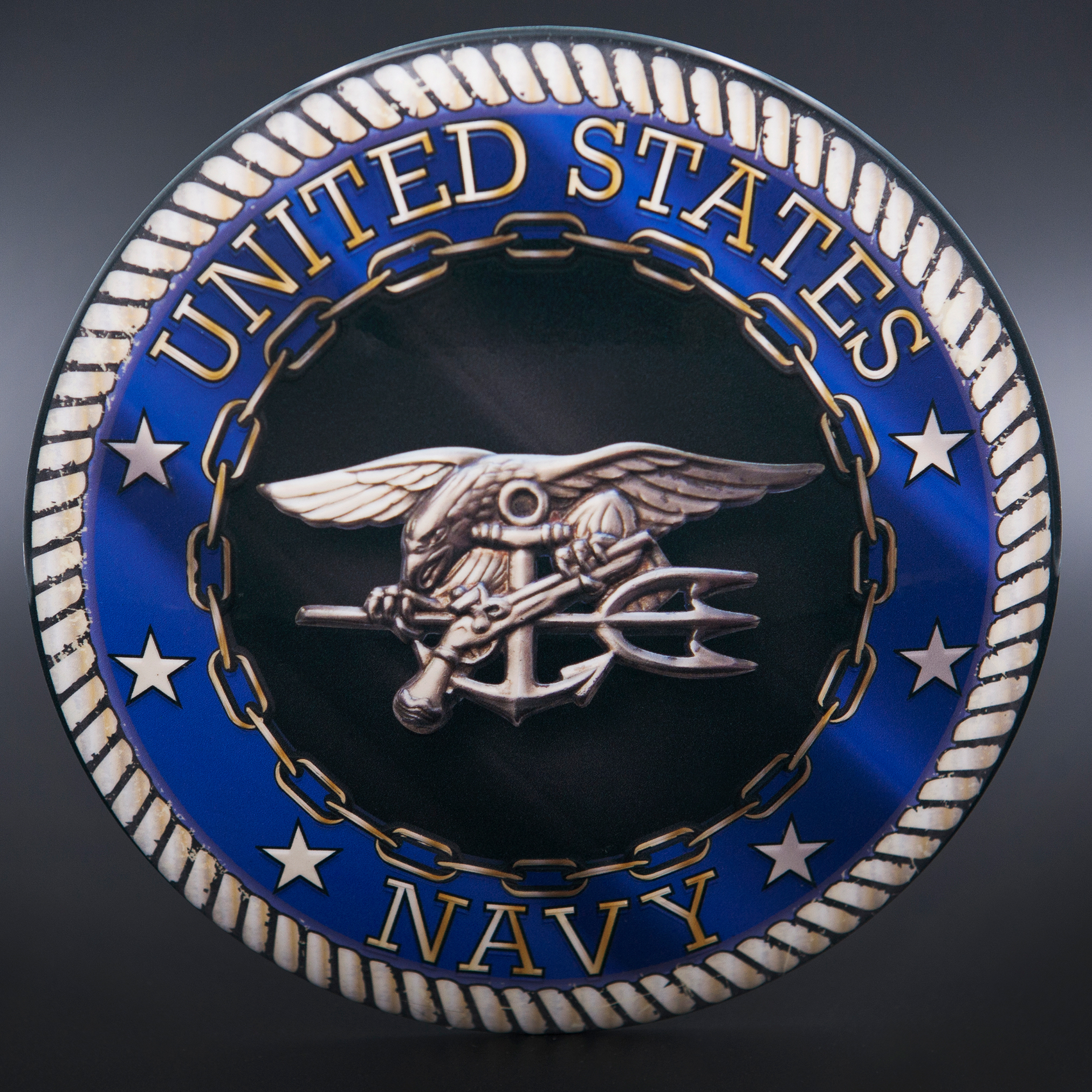 Navy Seal American Derby Cover